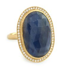 One of a Kind Persian Blue Rosecut Sapphire Ring   One of a Kind Jewellery   Anne Sportun Fine Jewellery Style: RX1589   Anne Sportun Fine Jewellery   Rings - Necklace - Bracelets & Charms - Earrings   Custom Handcrafted Jewellery   Toronto - Canada