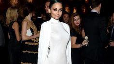 Cool Nicole Richie dress Nicole Richie Made a $40 H&M Dress Look Like a Couture Gown