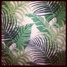 Sanderson, Manilla fabric © julie ansiau