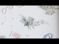 Мастер-класс украшения из ювелирной проволоки / украшения из проволоки - YouTube