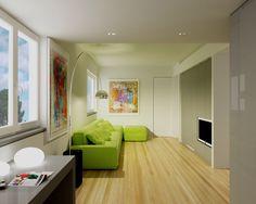 Rendering house