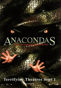 Anaconda 2 Poster Anaconda | Poster - Mo...
