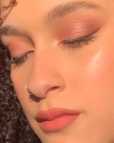 Soft Eye Makeup, Blue Eye Makeup, Makeup For Brown Eyes, Natural Makeup, Maquillage On Fleek, Everyday Makeup Tutorials, Eye Makeup Designs, Creative Eye Makeup, Pinterest Makeup