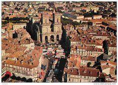 AUCH, capitale du #Gers en Gascogne