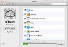 12 Ways to Get the Most Out of Apples iCloud: Devices; Syncing items; Reading lists; Storage; more...
