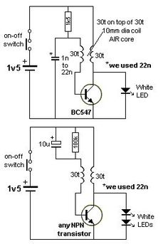 schema chargeur solaire simple