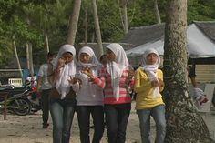 Boys following girls - Stock Footage | by youseehim