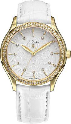 L'duchen D 721.26.33 Watches, Leather, Accessories, Wristwatches, Clocks, Jewelry Accessories