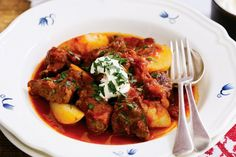 Γκούλας+η+αυθεντική+Ουγγρική+συνταγή