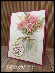 August 2017 I Played Around With Some Watercoloring The Beautiful Bouquet Bundle After Seeing So Many Pretty Cards Done This Technique First