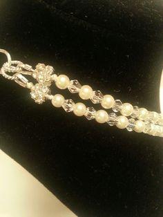 LJ side of necklace