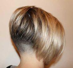15 Short Inverted Bob Haircuts | Bob Hairstyles 2015 - Short Hairstyles for…