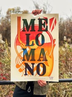 Melomano Poster