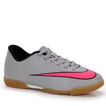 4a9a02349b Tenis Chuteira Futsal Infantil Nike Mercurial Original