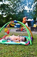 Checklist for camping with a baby.... some day in like 10 years.....