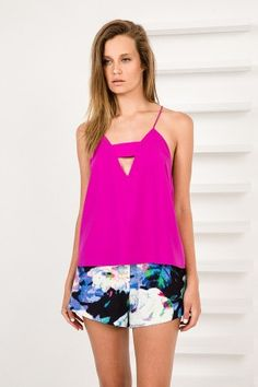 MIDNIGHT TOP & SHAKE IT OUT SHORT