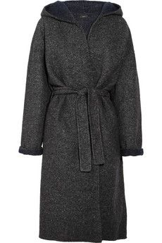 Joseph Pharrel hooded wool-blend coat...if there is even a need