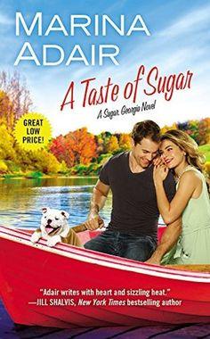A Taste of Sugar by Marina Adair - Sugar Georgia series #3