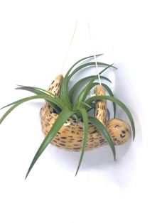 Your place to buy and sell all things handmade Ceramic Incense Holder, Air Plants, Indoor Plants, Unusual Art, Ceramic Studio, Pottery Wheel, Diy Arts And Crafts, Handmade Home, Plant Holders