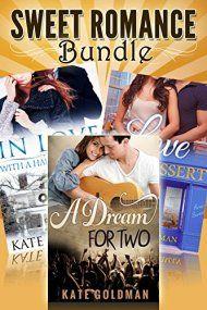 Sweet Romance Bundle by Kate Goldman ebook deal