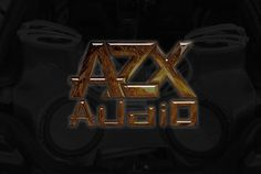 Logo Design | AZX Audio | Fort Collins, CO | Graphic Design by Flawless Media
