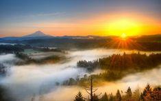 Belles images soleil levant superbe idée photo