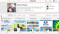 Howto invite your friends to your Pinterest board #manual
