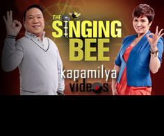 The Singing Bee – 08 April 2014 | TV@Cinema ni Juan Online