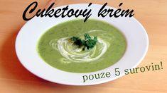 Recept na cuketovou polévku. Guacamole, Cantaloupe, Fruit, Ethnic Recipes, Food, Youtube, Essen, Meals, Yemek