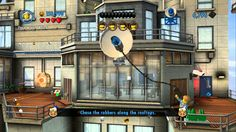 This is chapter 2 of my LEGO City Undercover walkthrough. This chapter is called 'Blast From the Past'. Chase McCain is ordered to go to the roadblock on Aub...