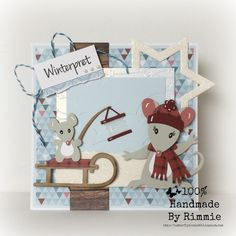 Handmade By Rimmie: Winterpret Marianne Design Cards, Horse Cards, Christmas Card Crafts, Collectible Cards, 3d Cards, Card Tutorials, Holidays And Events, Birthday Cards, Creations
