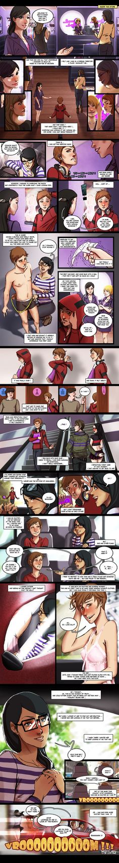 Комиксы feminization 65909 фотография