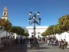 Rincones de Andalucía / Places in Andalucía, by @OlivaresTurismo