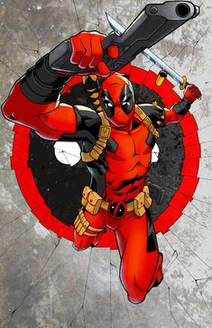 Deadpool by exablitz