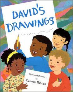 David's Drawings: Cathyn Falwell: 9781584300311: Amazon.com: Books