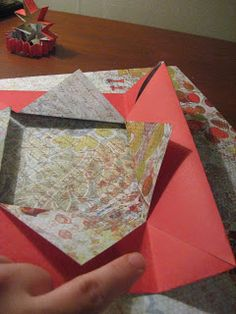 Love My Art Jewelry: It's all About Presentation : How to Make a Paper Box