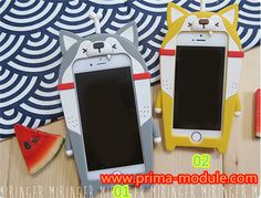 Hund/Giraffe Tierpark Geldtasche Phone Case iPhone 6/6plus - Prima-Module.Com