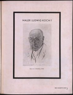 ÖNB/ANNO AustriaN Newspaper Online: Ludwig Koch