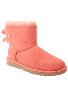 Brighten up your look instantly with these soft, colorful boots by UGG® Australia.
