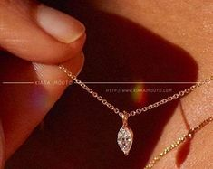 Moissanite   Etsy Pink Diamond Engagement Ring, Engagement Rings, Moissanite, Pendant Necklace, Gemstones, Handmade, Fire, Etsy, Chain