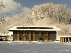 Haus berge, Aschau im Chiemgau.