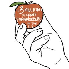 3 million migrant farmworkers in the US