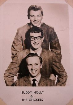 Buddy Holly And The Crickets | Flickr - Photo Sharing!