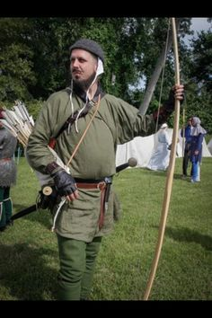 Longbow man
