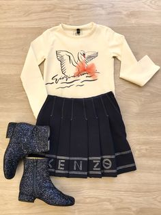 #KENZO for #littlegirl #fashion #kidsclothing #kidsfashion #style #shopmycloset #shopnow  FOR INFO:  WWW.QUA-QUA.IT 📧quaqua.monza@gmx.com 📱Wechat/微信:pelvino_milano . Join us on FB: https://m.facebook.com/quaqua.monza/