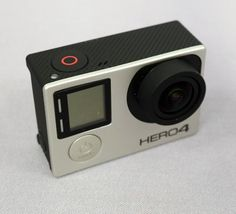 GoPro Hero4 Silver Edition HD Camcorder Camera w/ Built-In Touch Display #8094 https://t.co/eN28HEClAf https://t.co/pqcE7F2VnU