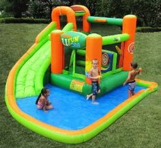 Fun Things to Do With the Bounce House   Inflatable Bounce House 101