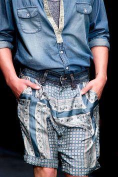 Fashion Trend & Design Studio.BAERRO: Innovative Denim Washes Trend Forecast for spring/summer 2013