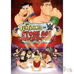 FLINTSTONES & WWE:STONE AGE SMACKDOWN