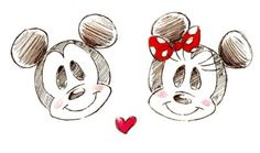 Miney & Mickey Mouse